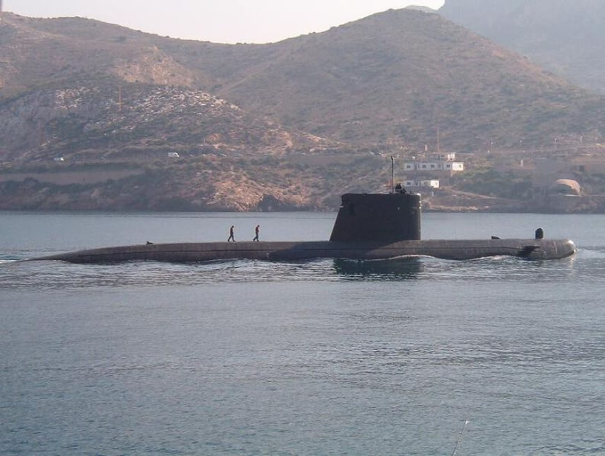 This Is Life On Board A Submarine