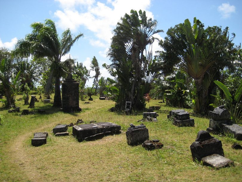 This Is The Only Known Pirate Cemetery In The World