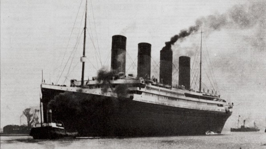 Titanic Found the Remains by a Secret Mission During the Cold War