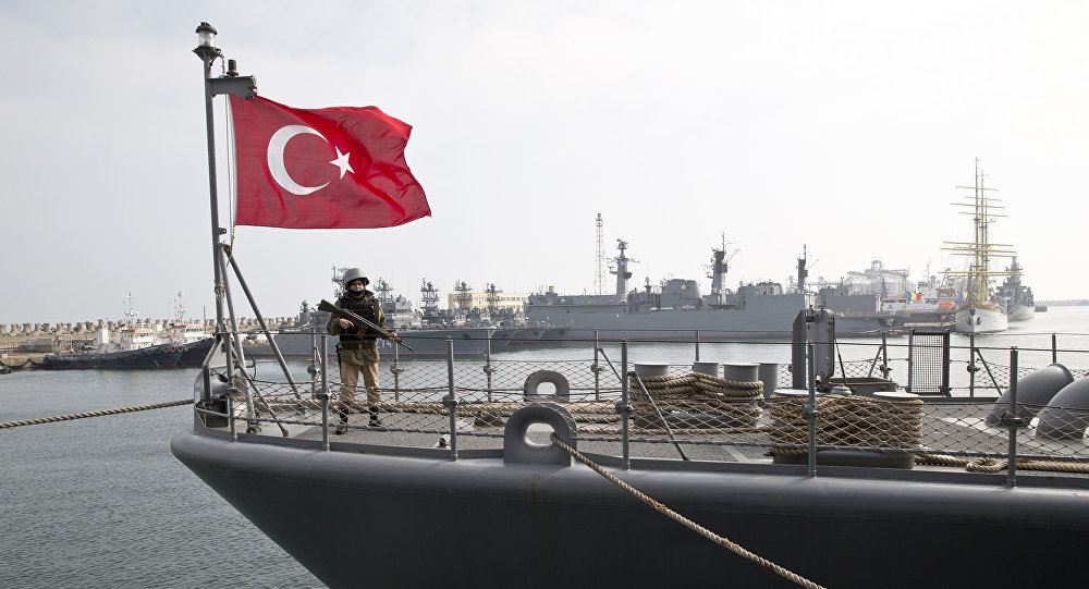 Turkey Starts The Biggest Naval Maneuvers In Its History