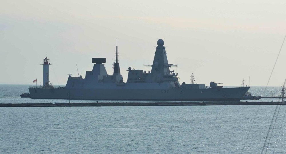 UNITED KINGDOM SENDS ITS WARSHIP STAR TO THE MEDITERRANEAN TO DEFEND AN AIRCRAFT CARRIER FROM FRANCE REPORTS