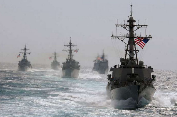 Ukraine Will Ask NATO to Convoy Ships in the Azov Sea