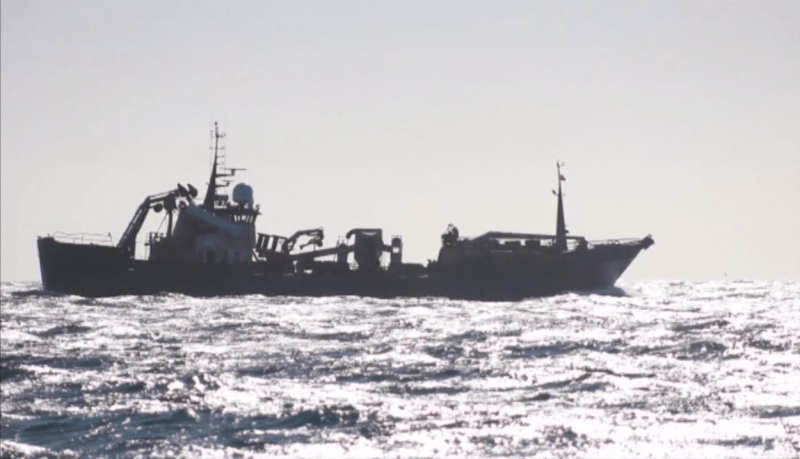 Worker of High Seas Fishing Vessel Died After Accident in Coronel Dock Chile