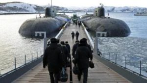 World War III Could Erupt Between Russia And The USA In The Arctic