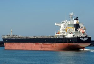 bulk carrier Shao Shan 5