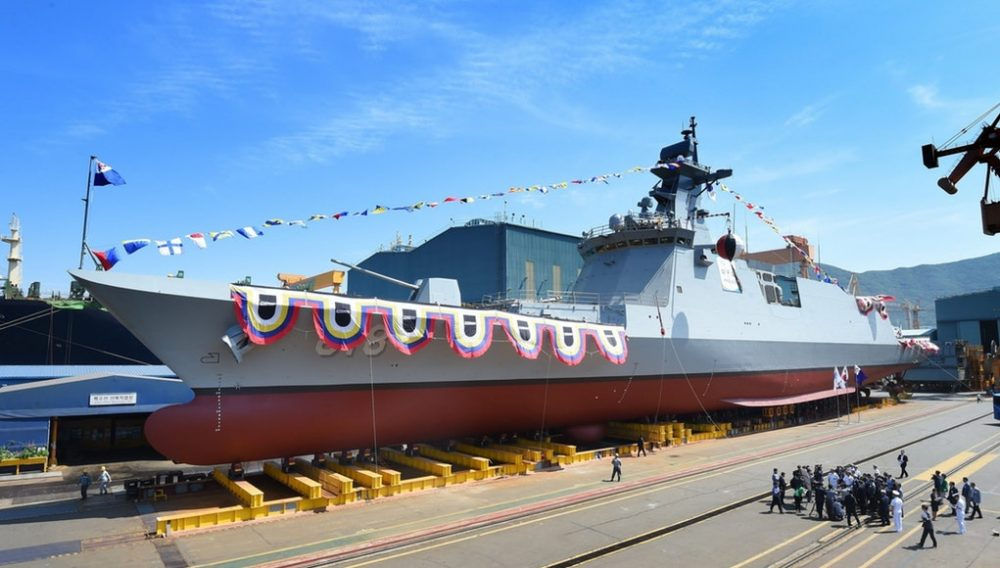 frigates will be equipped with Rolls-Royce MT30 gas turbines.