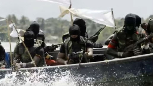 nigerian pirates